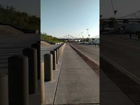 St. Louis Arch workout