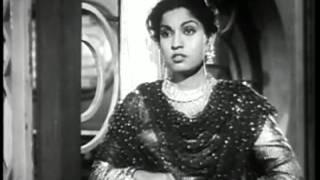 Yeh Kaun Chala - Munawar Sultana - Shyam Kumar - Dard Movie Songs - Uma Devi