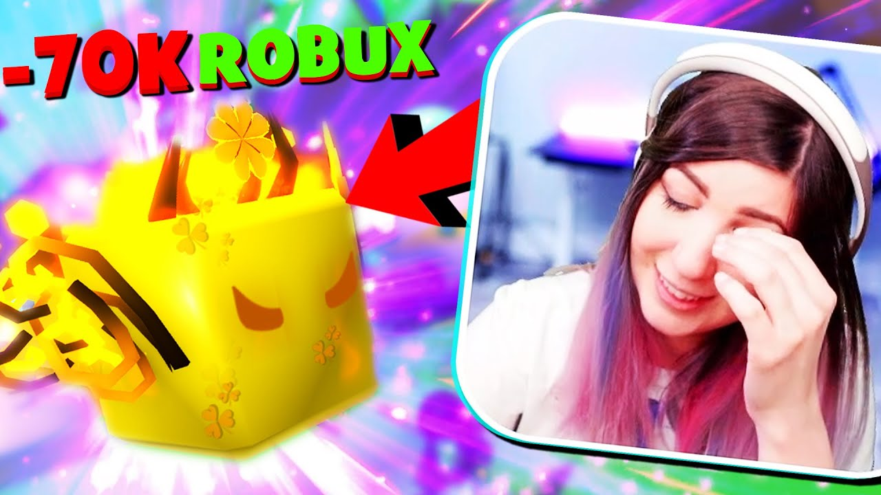 I paid $1,500,000,000,000 for a legendary pet in Roblox Bubble Gum Simulator!
