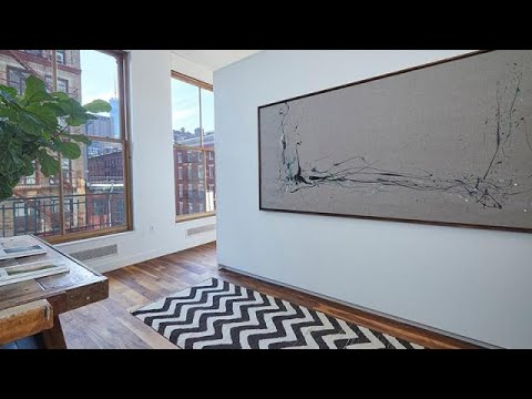 Brown Harris Stevens presents 138 Grand Street 3WF  -  Soho, NYC