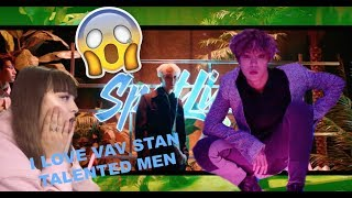 VAV(브이에이브이) SPOTLIGHT Music Video Reaction - Stafaband