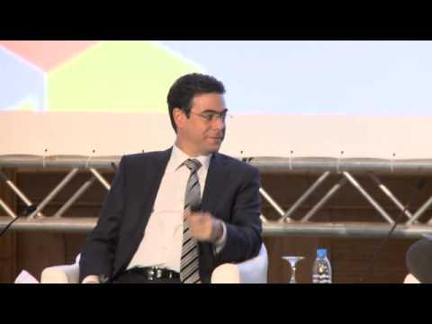 Interview: Nicolas Sehnaoui, Minister of Telecommunications - ArabNet Beirut 2013