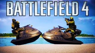 Battlefield 4 - Funny Moments! #4
