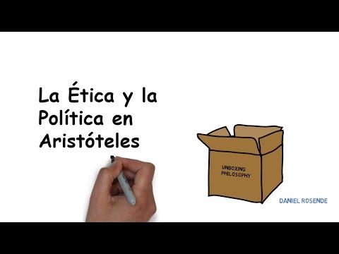 La Ética Y La Política En Aristóteles