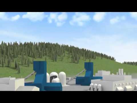Cameco Millennium Mine Project Video