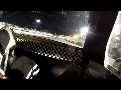 Stockton 99 Speedway Mini Cup Main 04-12-14