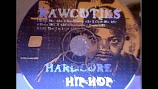 Rawcotiks - Hardcore Hip-Hop (Street Mix II) (Prod. DJ Premier)