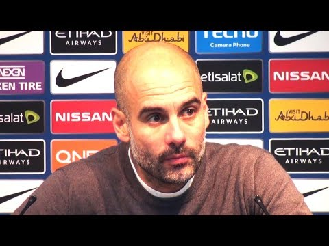 Manchester City 3-1 Watford - Pep Guardiola Post Match Press Conference - Premier League #MCIWAT