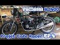 Yamaha XJ400 Cafe Racer Ep.4