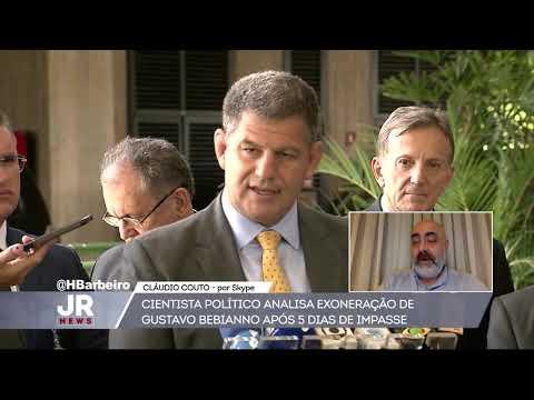 Cientista político analisa exoneração de Gustavo Bebianno