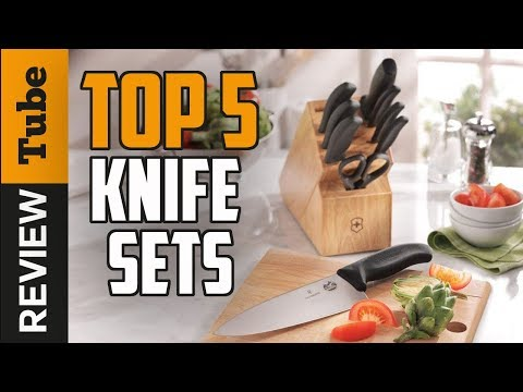 ✅Knife: Best kitchen Knife Set 2018 (Buying Guide)