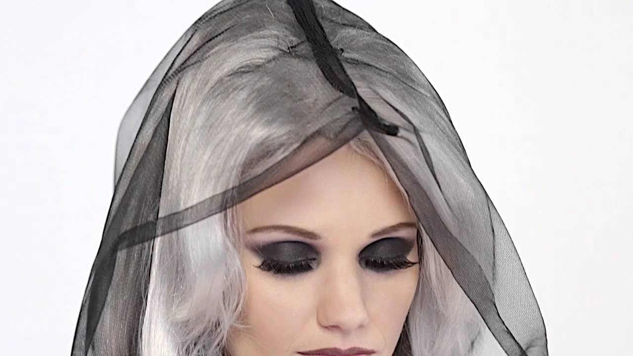 Female Grim Reaper Makeup - Mugeek Vidalondon