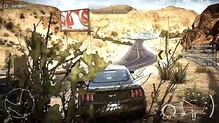 Need for Speed Rivals - How to complete a 274m/300yards drift in one go