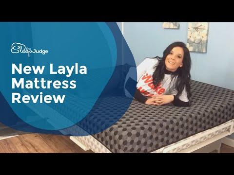 New Layla Mattress Review