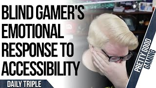 TLoU2's Accessibility Brings Blind Gamer to Tears | Star Wars Squadrons | Warner Bros Selling Itself