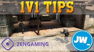 1v1 and Arena Tips - Tips to help you in 1v1s and Clutches - Jamiew_ & ZenGaming