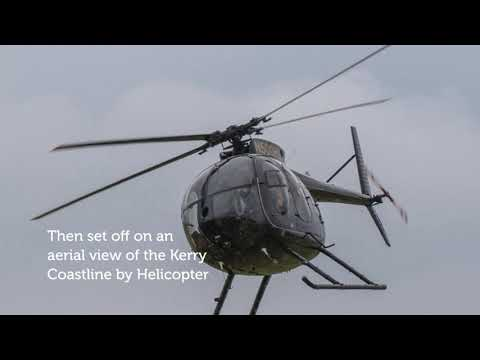 Enable Ireland - Diamond Ball 2019 - Helicopter Tour Auction Prize