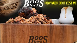 BOOS BOARD PRODUCT REVIEW | THE MOST EXPENSIVE CUTTING BOARD