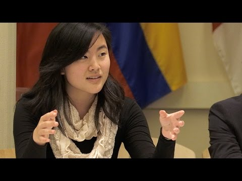 Meet the Students: Summer Institute at the World Affairs Council