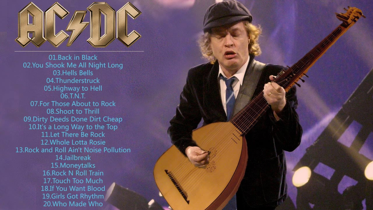 acdc greatest hits best songs of acdc 2018 youtube. Black Bedroom Furniture Sets. Home Design Ideas
