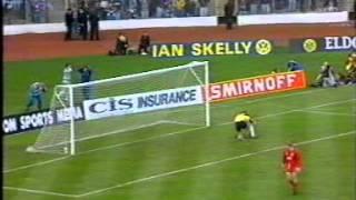 Rangers v Aberdeen 22/10/89