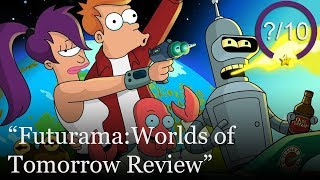 Futurama: Worlds of Tomorrow Review (Video Game Video Review)