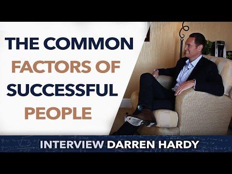 The common factors of successful people - Darren Hardy