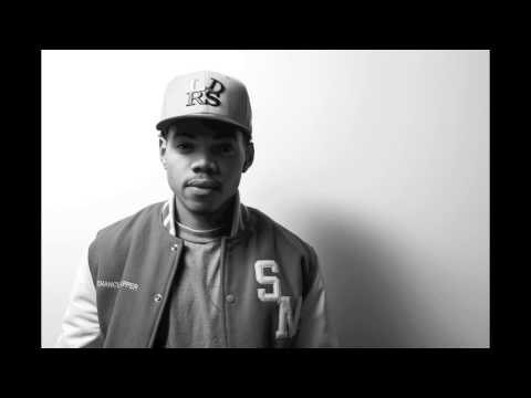 Chance The Rapper (ft. Nosaj Thing) - Paranoia
