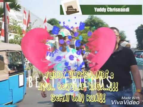 Download Yuddy Chrisnandi : Ayo.. Berolah Raga