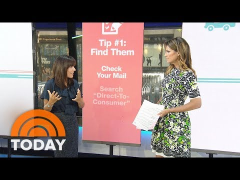 'V-Commerce': How Direct-To-Consumer Products Cut Out The Middleman | TODAY