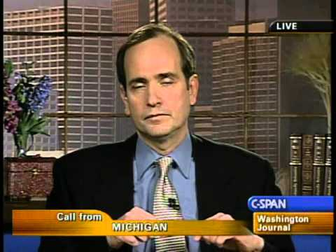 Christopher Hitchens   2005   Discussing Iraq elections with James C  Warren
