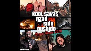 Azad, Kool Savas, Sido & Bushido - Brenn Remix 2020 | JACK REMIX