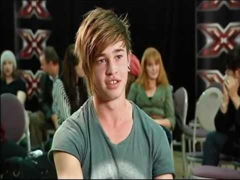 Reece Mastin -The X Factor Australia 2011 auditions