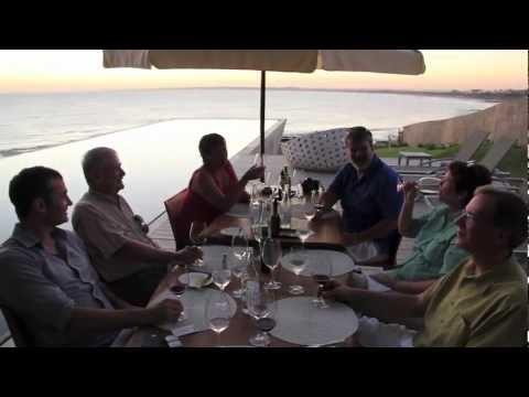 SUNSET DINNER AT VIK IN JOSE IGNACIO - URUGUAY WINE TOURS