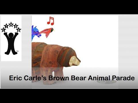 Eric Carle's Brown Bear Animal Parade