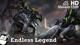 Endless Legend - Bisschen Multiplayer im Notfall [Deutsch|German] Gameplay | Livestream