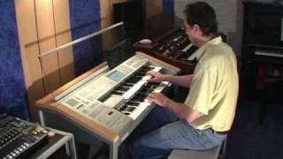 Chariots of Fire - Vangelis -  Yamaha Electone Stagea ELS-01C Organ Mladosevits Orgel