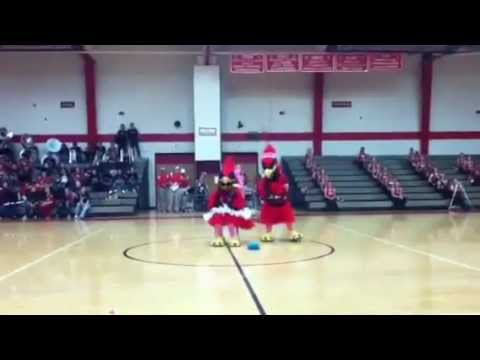 "OHS Mascot Skit - ""Crosstown Dance Off"" - YouTube 