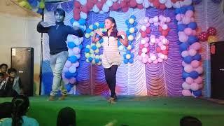 NATARAJA DANCE INSTITUTE RDG new year nt dnc prgm master Prashant & Deepika