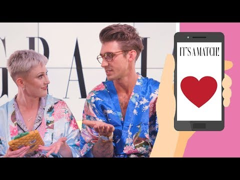 Love Island's Chris Taylor Shows Us How To Set Up Your Dating Profile | Dating Advice With Chris