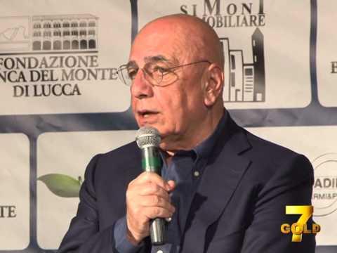 7Gold - Crudeli intervista Adriano Galliani