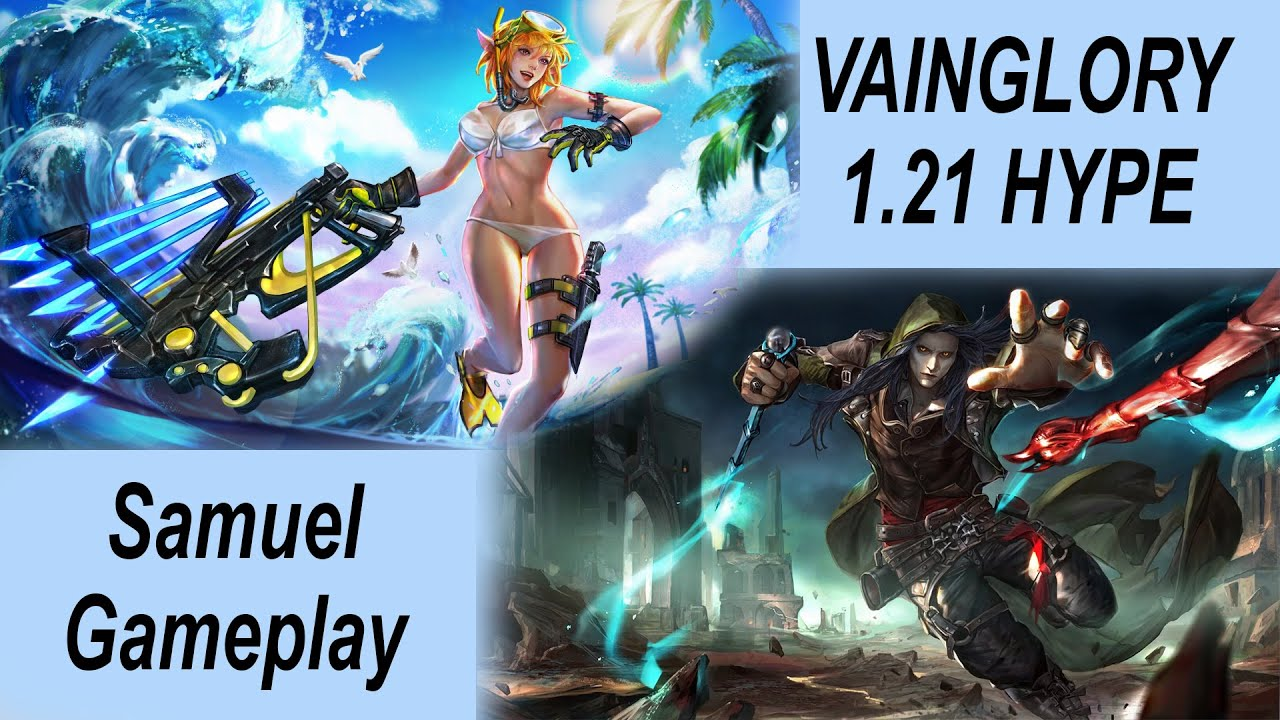 New Vainglory Update