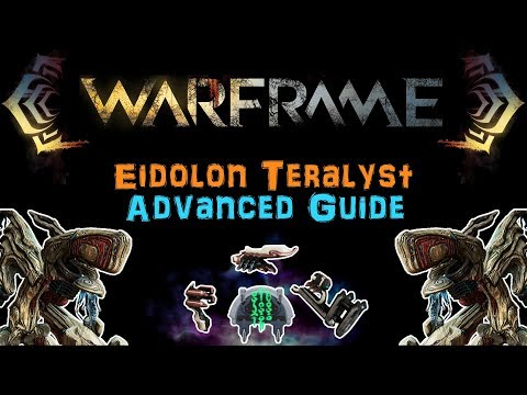 [U22.1] Warframe: Eidolon Teralyst - 3 Minute Fight - Team Composition, Amps, Virtuos | N00blShowtek