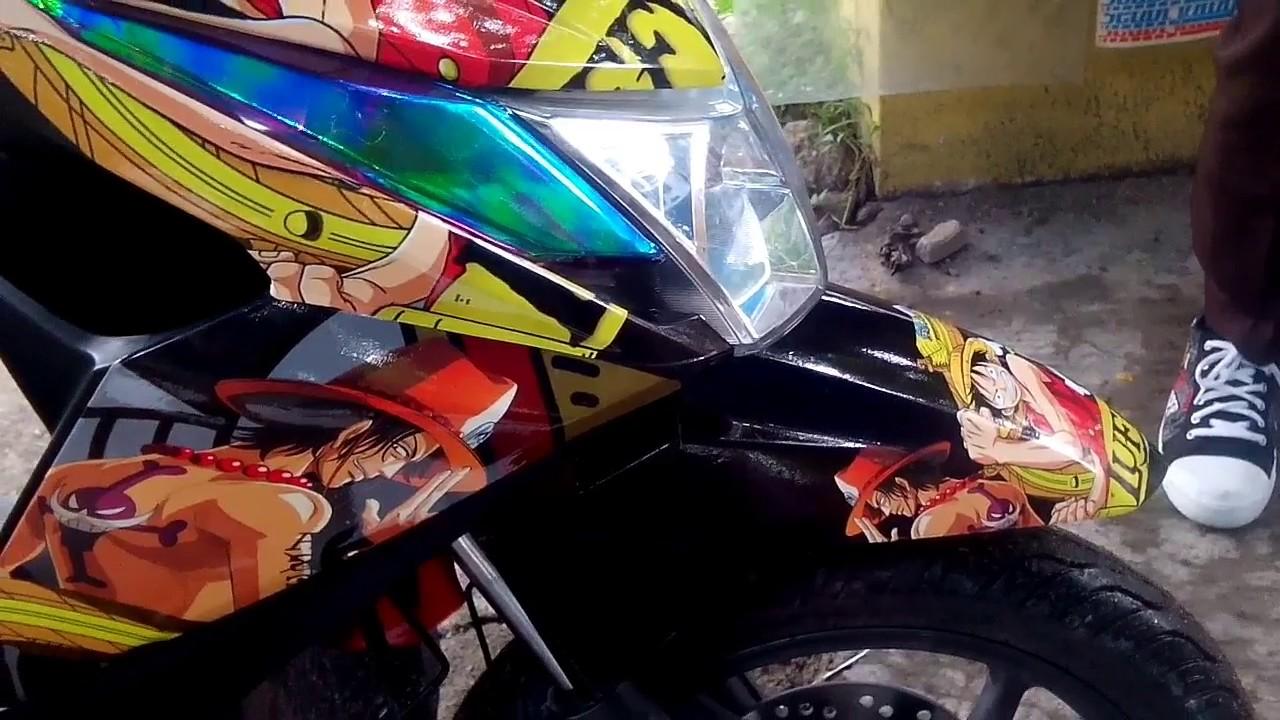 Decal Full Body Honda Beat Fi One Piece YouTube - Mio decalscyrus grafix decals youtube
