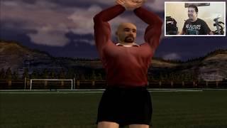 ¿EL PARTIDO DE FÚTBOL MAS SURREALISTA?   Red Card Soccer