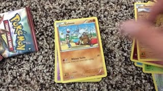 Pokemon Break Through Opening (Free Online Codes) NICE PULL