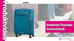 American Tourister Trolley Summerfunk - Produktvideo