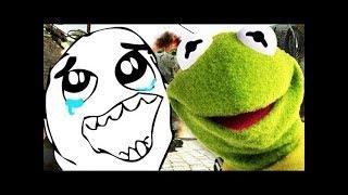 Kermit The Frog Trolls Fortnite!