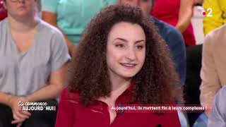 Surmonter sa timidité - Passage de Laura Sibony sur France 2