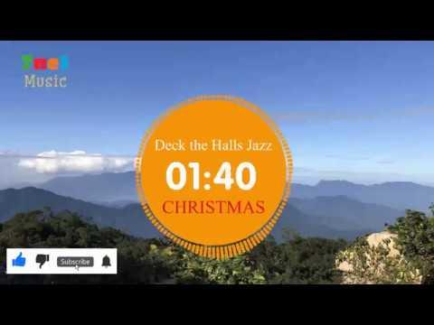 Deck the Halls Jazz song lyrics - download Christmas music free - YouTube